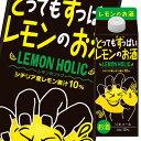 【送料無料】合同 レモンホリック500ml紙パック×2ケース(全24本)