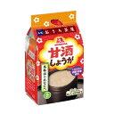 森永 甘酒(しょうが)4袋入×1ケース(全20本)