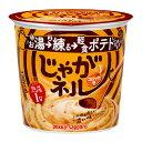 【送料無料】ポッカサッポロ じゃがネル コロッケ味カップ32.1g×4ケース(全24本)