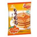 【送料無料】森永 もちもちホットケーキミックス(100g×4袋入袋)×1ケース(全20本)