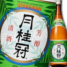 京都府・月桂冠 佳撰1.8L瓶×1ケース(全6本)