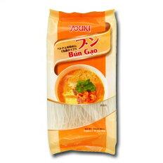 ユウキ食品 ブン(ベトナムビーフン/丸麺)200g×2ケース(全40本)
