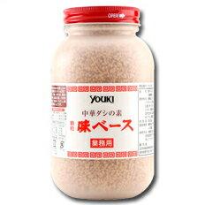 ユウキ食品 味ベース500g×1ケース(全12本)