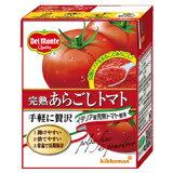 デルモンテ 完熟あらごしトマト388g×1ケース(全12個)〜果肉の贅沢〜