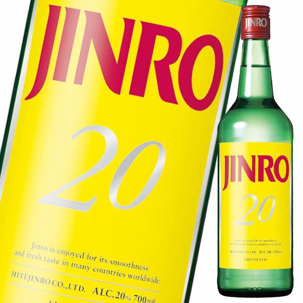焼酎, 甲類焼酎  JINRO20700ml112
