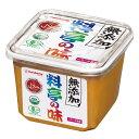 マルコメ ハラール 料亭の味 無添加750gカップ×1ケース(全6本)