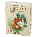 オーサワの野菜ブイヨン 40g(5g×8包)【オーサワジャパン】 1