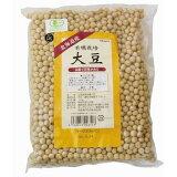 有機栽培大豆(北海道産)1kg【オーサワジャパン】