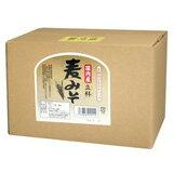 国内産立科麦みそ(3.6kg)【オーサワジャパン】