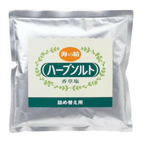 海の精有機ハーブソルト(詰め替え用)55g【宅配便のみ】