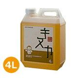 自然塗料 キヌカ (4L) 日本キヌカ株式会社【オイルフィニッシュ】【あす楽対応】