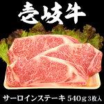 【E】壱岐牛サーロインステーキ540g
