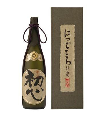 福光屋 初心福蔵 淡熟十年1800ml(化粧箱入)の商品画像