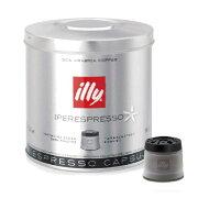 イリー/illyMETODOIPERESPRESSOカプセルコーヒーダークロースト1缶(21個入)