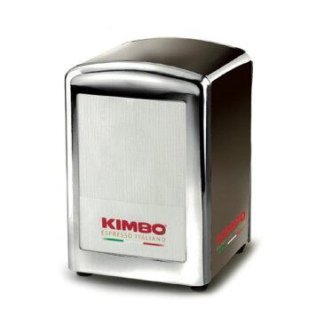 キンボ/KIMBO ロゴ入り ナプキンホルダー■■■ナプキン200枚付き■■■