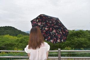 かわいい折りたたみ傘レディースおしゃれプレゼント