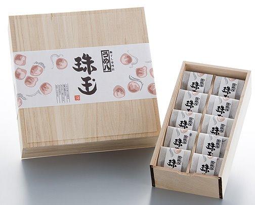 「珠玉(しゅぎょく)」 20粒入り【送料無料ギフト】