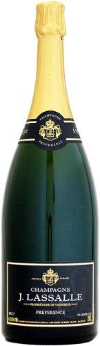 マグナム瓶J・ラサール・プレフェランス・ブリュット1500ml