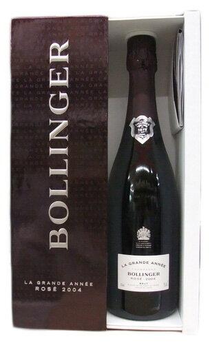 ボランジェグランド・アネ・ロゼ[2004]750ml化粧箱入り(フランス・シャンパン)