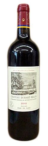シャトー・デュアール・ミロン・ロートシルト[2010]750ml(フランスボルドー・赤ワイン)