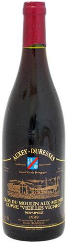 [1999]ドメーヌ・デュ・ムーラン・オー・モワーヌオークセイ・デュレス・クロ・デュ・ムーラン・オー・モワーヌ・キュヴェ・ヴィエーニュ・ヴィーニュ750ml(フランスブルゴーニュ・赤ワイン)