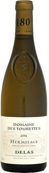 ドゥラス・フレールエルミタージュ・ブランドメーヌ・デ・トゥーレット 2014 750ml(白ワイン)