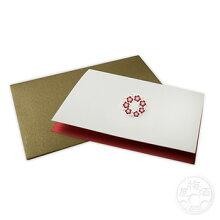 梅酒屋オリジナルメッセージカード(封筒付き)【ラッピング】【要冷蔵】