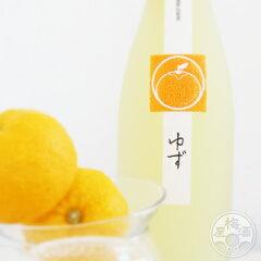 鶴梅のゆずは、その50%が柚子でできている。鶴梅~ゆず~ 1800ml【平和酒造/和歌山】お一人...
