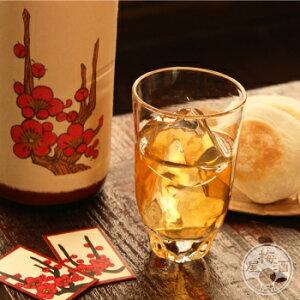 素朴が美味しい。軽やかに跳ねる爽快感。花札の梅酒 1800ml【八木酒造/奈良県】