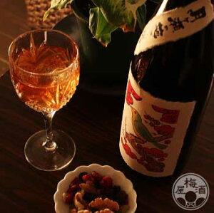 すべては此処から始まった。感動を呼ぶ梅酒。月ヶ瀬の梅原酒 720ml【八木酒造/奈良県】