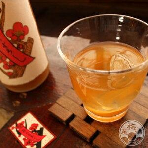 懐かしくてあたたかい。果肉たっぷりにごり梅酒。とろとろの梅酒 1800ml【八木酒造/奈良県】