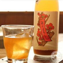 とろとろの梅酒720ml【八木酒造/奈良】