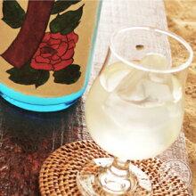 青短の柚子酒?牡丹に青短?720ml【八木酒造/奈良】