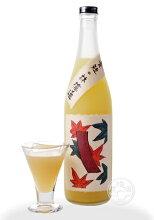 青短の林檎酒?紅葉に青短?720ml【八木酒造/奈良】
