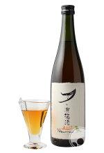 月ヶ瀬の梅原酒ヌーヴォー2017年720ml【八木酒造/奈良】