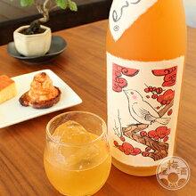 のんあるとろとろの梅酒710ml【八木酒造/奈良】