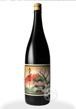 大黒福梅1800ml【河内ワイン/大阪】