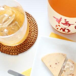 例えるならば、陽だまりのジェラートあらごし梅酒 720ml【梅乃宿酒造/奈良県】
