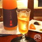 京都梅酒720ml【招徳酒造/京都】