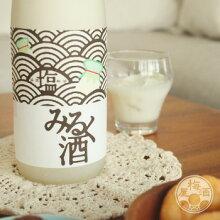 塩みるく720ml【北島酒造/滋賀】