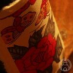 花札蒸留酒牡丹に蝶1800ml【八木酒造/奈良県】【焼酎】