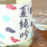 文佳人夏純吟1800ml【アリサワ酒造/高知県】【日本酒】【要冷蔵】