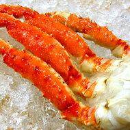 極上タラバガニ天然厳選品1肩食べきりサイズたらば蟹北海道から発送本物の味☆送料無料☆