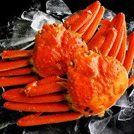 ズワイガニ姿大サイズ蟹味噌たっぷり厳選品天然ずわい蟹姿約600g×2尾
