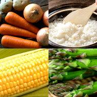 北海道福袋お米お野菜セットお買い得品大地の恵み農家が選ぶ新鮮で美味しい野菜とお米詰め合わせじゃがいもタマネギニンジンアスパラとうもろこしななつぼし無洗米復興応援お取り寄せ送料無料