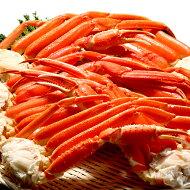 ズワイガニ足3L-4Lサイズボイル済み天然本ずわい蟹約3kg(8肩〜10肩)