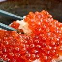 いくら 北海道産 特選 イクラ醤油漬け 最上品 鮭卵 約500g 北海道から発送