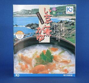 送料無料!青森八戸の海鮮グルメ粥!ウニとアワビの贅沢ないちご煮で厳選した国産米のおかゆ。...