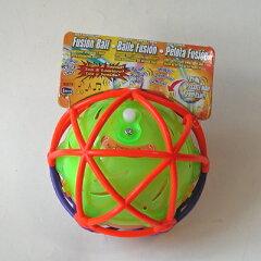 サウンドとともに光り動き回るボール! フュージョンボール Fusion Ball