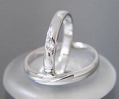 ダイヤモンド マリッジリング 「Line」 K18(レディース:1〜20号 メンズ:10〜29号)ダイアモンド ペアリング ホワイト イエロー ピンク 18K 18金 ゴールド 結婚指輪 ギフト包装 刻印無料:アム(ジュエリー好きが集まる店)